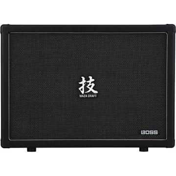 "Boss Waza 212 - 2x12"" Guitar Amplifier Cabinet"