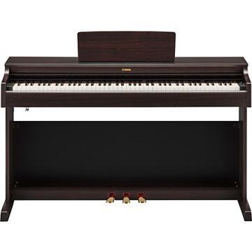 Yamaha Arius YDP-163 88-Key Digital Console Piano with Bench Dark Rosewood