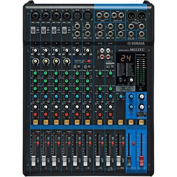 Yamaha MG12XU 12-Channel Mixer with Effects