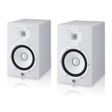 Yamaha HS8 White Powered Studio Monitor Pair