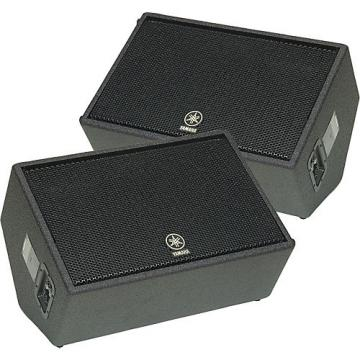 "Yamaha CM12V 12"" 2-Way Club Monitor Pair"