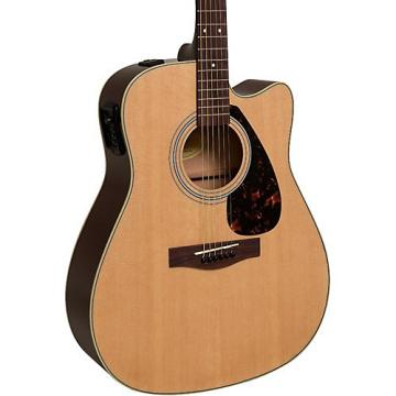 Yamaha FX335C Dreadnought Acoustic-Electric Guitar Natural