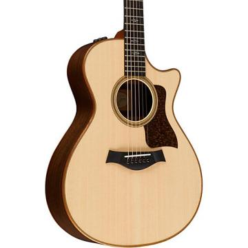 Chaylor 700 Series 712ce Grand Concert Acoustic-Electric Guitar Natural