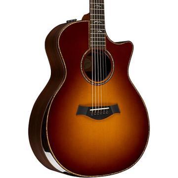 Chaylor 900 Series 914ce-SB Grand Auditorium Acoustic-Electric Guitar Tobacco Sunburst