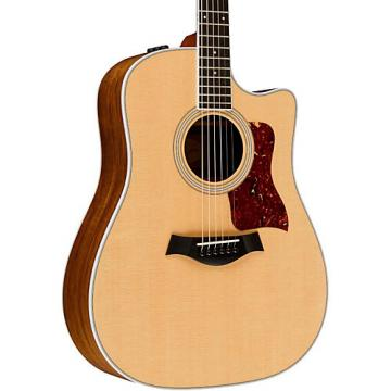 Chaylor 400 Series 410ce Dreadnought Acoustic-Electric Guitar Natural