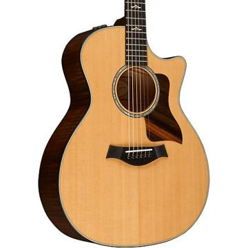 Chaylor 600 Series 614ce Cutaway Grand Auditorium Acoustic-Electric Guitar Natural
