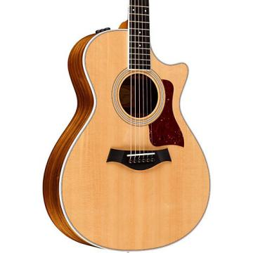 Chaylor 400 Series 412ce Grand Concert Acoustic-Electric Guitar Natural