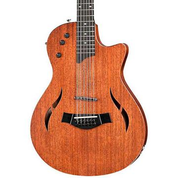 Chaylor T5z Classic Mahogany Top Acoustic-Electric 12 String Guitar Natural