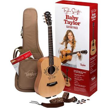 Chaylor Chaylor Swift Signature Baby Chaylor Acoustic Guitar Pack Natural