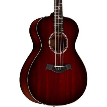 Chaylor 500 Series M522 Grand Concert Acoustic Guitar Shaded Edge Burst