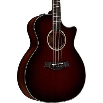 Chaylor 500 Series 524ce-SEB Grand Auditorium Acoustic-Electric Guitar Shaded Edge Burst