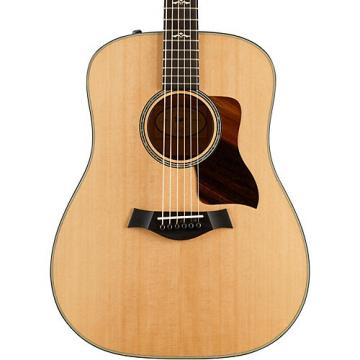 Chaylor 600 Series 610e First Edition Dreadnought Acoustic-Electric Guitar Natural