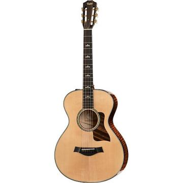 Chaylor 600 Series 612e 12-Fret Grand Concert Acoustic-Electric Guitar Natural