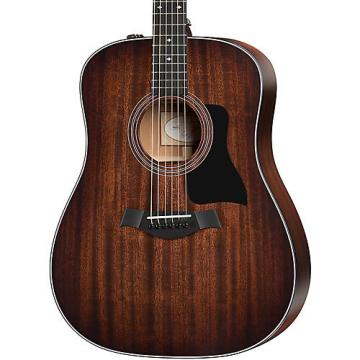 Chaylor 300 Series 320e-SEB Dreadnought Acoustic-Electric Guitar Shaded Edge Burst