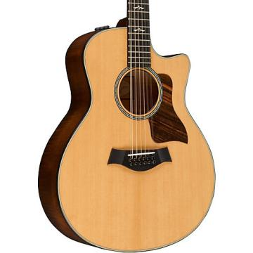 Chaylor 600 Series 656ce Cutaway Grand Symphony 12-String Acoustic-Electric Guitar Natural