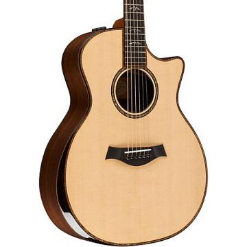 Chaylor 900 Series 914ce Grand Auditorium Acoustic-Electric Guitar Natural