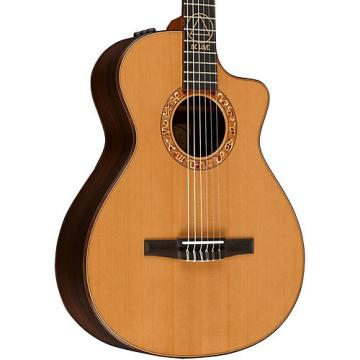 Chaylor JMSM Jason Mraz Signature Model Grand Concert Acoustic-Electric Guitar Natural