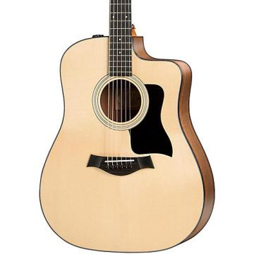 Chaylor 100 Series 2017 110ce Dreadnought Acoustic-Electric Guitar Natural