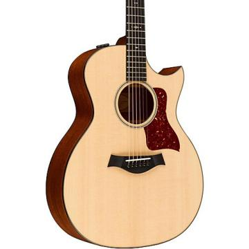 Chaylor Custom 514ce Florentine Grand Auditorium Acoustic-Electric Guitar Natural