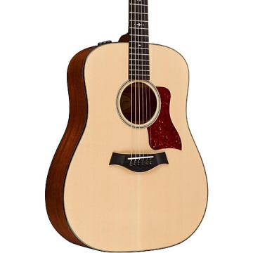 Chaylor 500 Series 510e Dreadnought Acoustic-Electric Guitar Medium Brown Stain