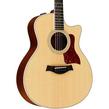Chaylor 400 Series 416ce Grand Symphony Cutaway Acoustic-Electric Guitar Natural
