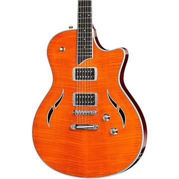 Chaylor T3 Semi-Hollowbody Electric Guitar Orange