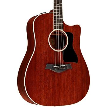 Chaylor 500 Series 520ce Dreadnought Acoustic-Electric Guitar Medium Brown Stain