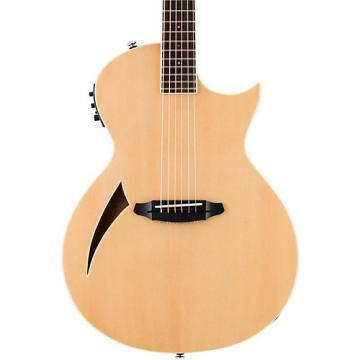 ESP LTD TL-6 Thinline Acoustic-Electric Guitar Natural