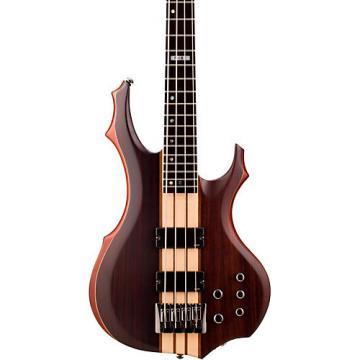 ESP LTD F-4E Bass Guitar Satin Natural