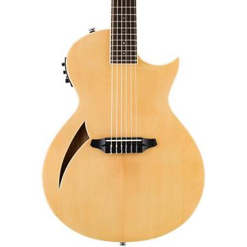 ESP LTD TL-6N Thinline Nylon String Acoustic-Electric Guitar Natural