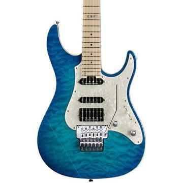 ESP E-II ST-1 Electric Guitar Aqua Marine