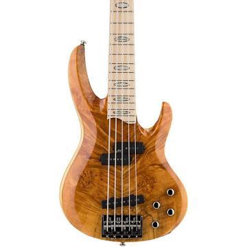 ESP LTD RB-1005 5 String Electric Bass Guitar Honey Natural
