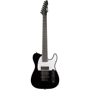 ESP Stef Carpenter T-7 Baritone Electric Guitar Black