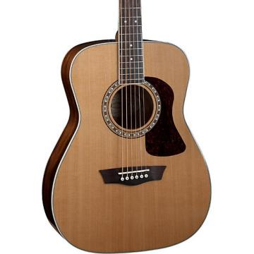 Washburn Heritage Series Acoustic Folk Guitar Natural