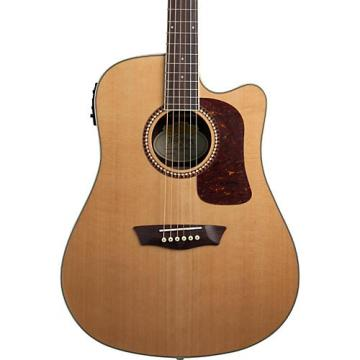 Washburn Heritage Series HD23SCE Dreadnought Acoustic-Electric Guitar Natural