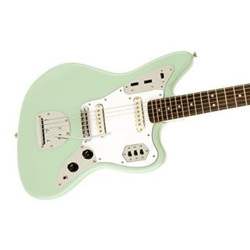 Squier by Fender Vintage Modified Jaguar Electric Guitar - Surf Green