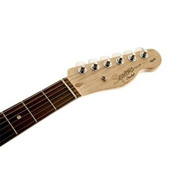 Squier Affinity Telecaster - Brown Sun Burst - Rosewood Fingerboard