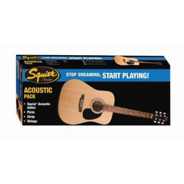 Fender Squier SA-50 Acoustic Guitar