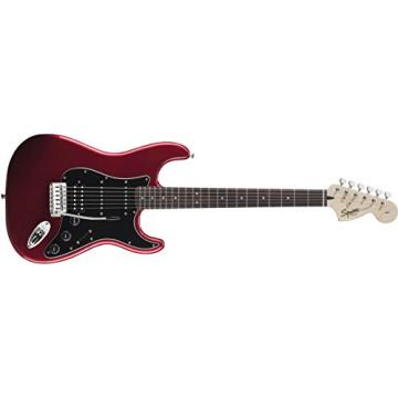 Fender Squier HSS Candy Apple Red Fat Strat Stratocaster Electric Guitar