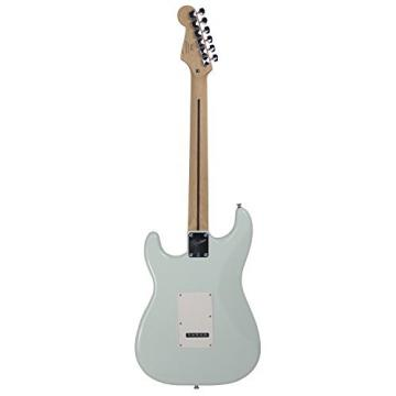 Squier by Fender Bullet Strat Electric Guitar with Tremolo- Sonic Blue