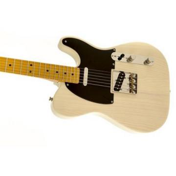Squier Classic Vibe Telecaster '50s Electric Guitar (Vintage Blonde)