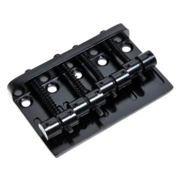1pc High Quality 4 String Vintage Bass Bridge Cr for Squier/fender Jazz Bass
