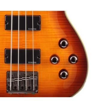 Schecter Electric Bass Guitar - Omen Extreme 4-string Vintage Sunburst