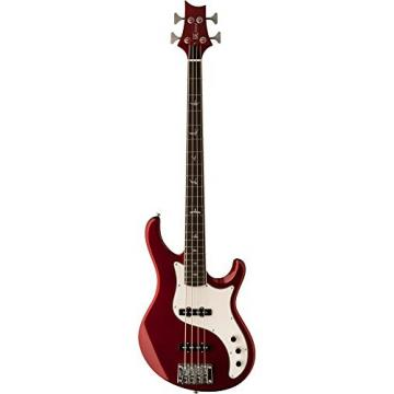 PRS SE Kestrel Bass - Red Metallic