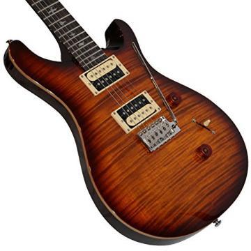 PRS Exclusive Tobacco Sunburst 2015 Limited Edition Custom SE 24 Electric Guitar