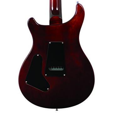 Paul Reed Smith Guitars CM4TS-KIT-1 Custom SE 24 Electric Guitar, Tobacco Sunburst