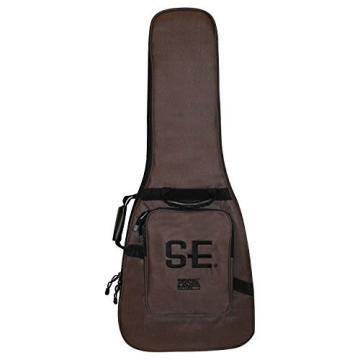PRS SE Custom 22 Semi-Hollow, Vintage Sunburst with Gig Bag and guitarVault Accessory Kit