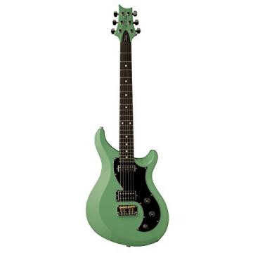 PRS S2 Vela Electric Guitar, With Bird Inlays, Seafoam Green, With Gig Bag and Accessories