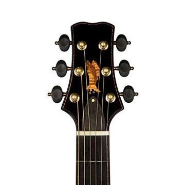 PRS Private Stock Angelus Cutaway Acoustic Electric Guitar, European Spruce/Rosewood/Koa