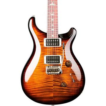 PRS Custom 24 10-Top - Black Gold Wrap Burst with Nickel Hardware
